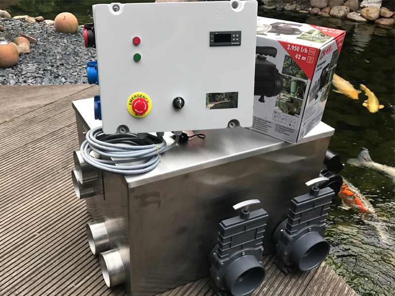Komplettpaket RH400/400